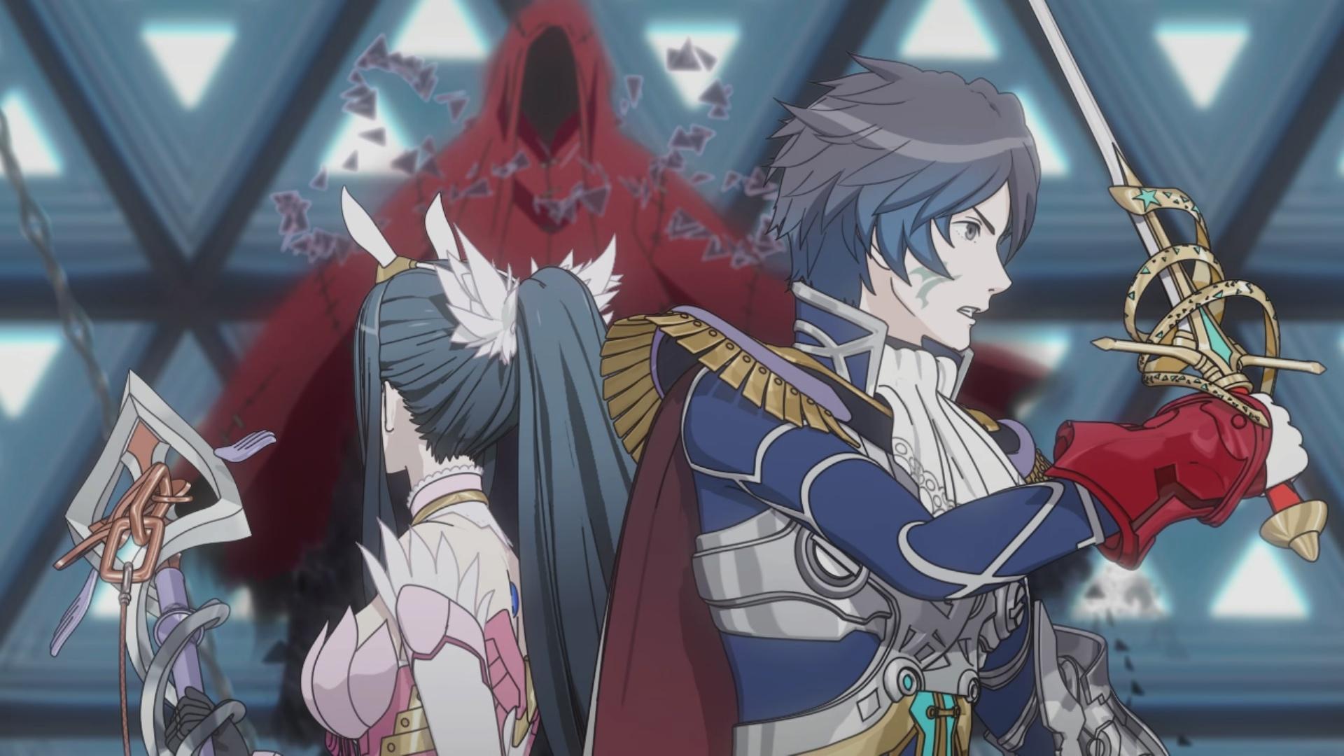 Die Zwischensequenzen erstrahlen im modernen Anime-Stil – ©Nintendo